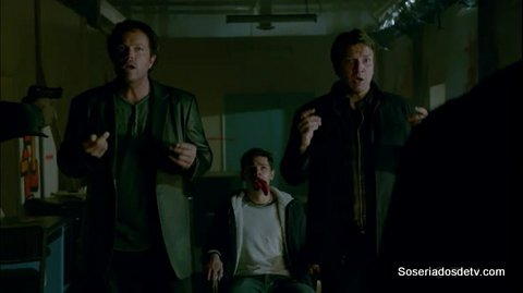 Castle Cool Boys 8x06