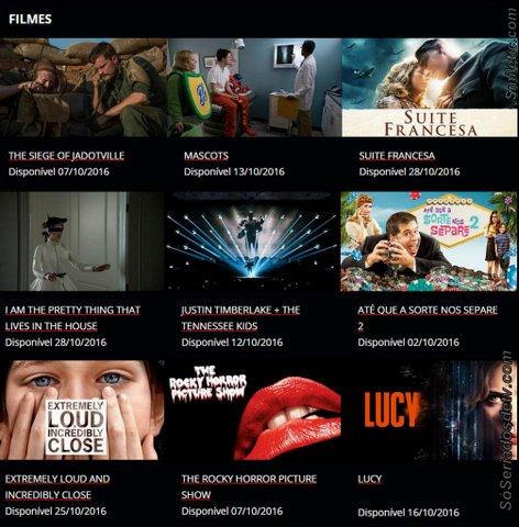 Netflix divulga sua agenda de estreias para Outubro