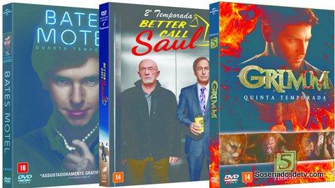 lançamentos em dvd novembro 2016