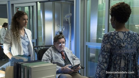 Chicago Med: Soul Care (2x01)