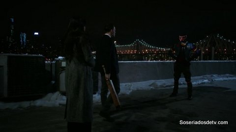 Elementary: You've Got Me, Who's Got You?  (4x17)