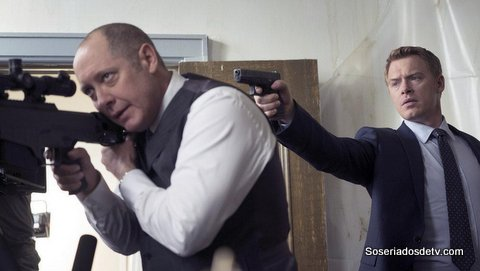 The Blacklist: Alexander Kirk (No. 14) (3x22 e 3x23)