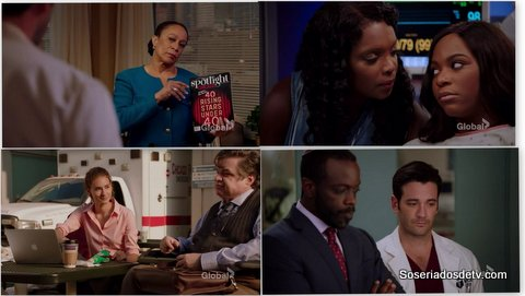 Chicago med: Natural History (2x03)