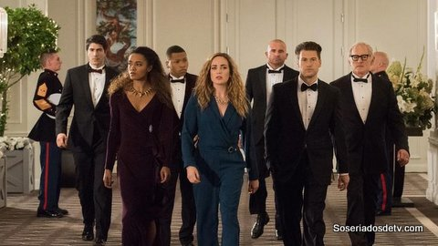 Legends Of Tomorrow: Compromised (2x05)