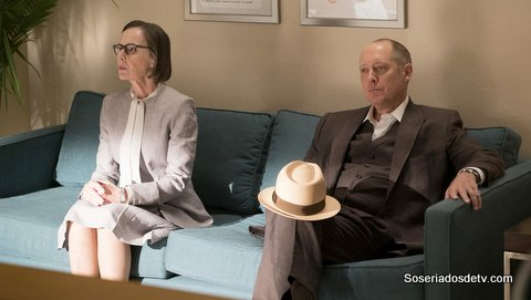 The Blacklist: Mato (No. 66) (4x02)