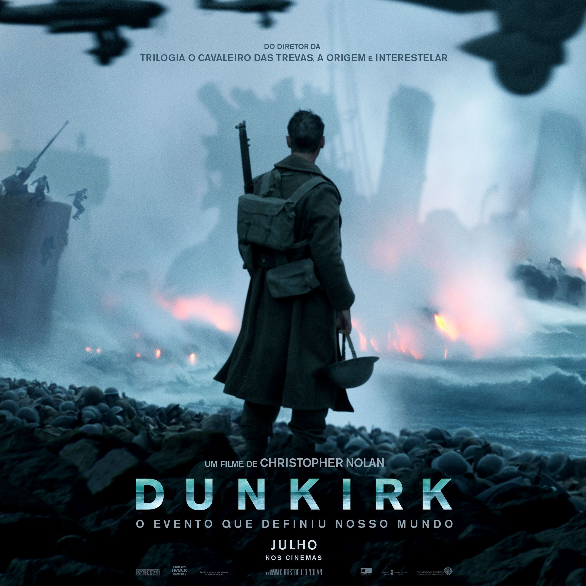 Sim, você precisa ver Dunkirk