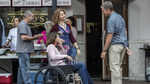 NCIS New Orleans: Help Wanted  (2x22)