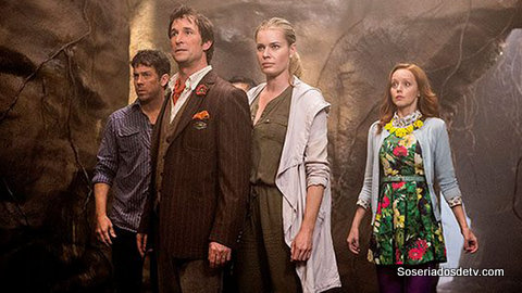The Librarians: And the Rise of Chaos (3x01)