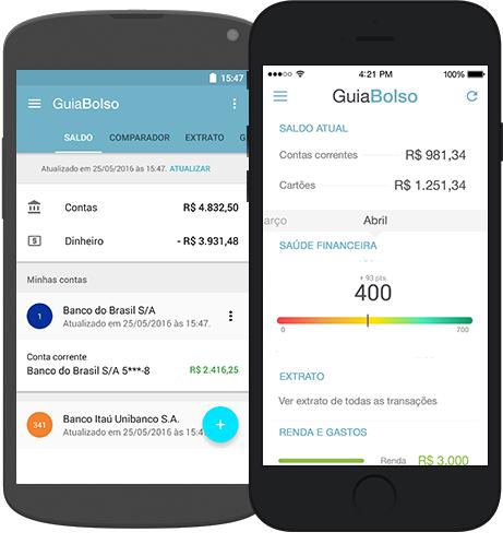 Três aplicativos para ajudar no controle financeiro pessoal