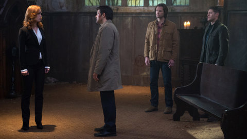 Supernatural: Lily Sunder Has Some Regrets (12x10)