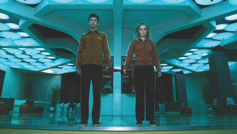 Legion: Chapter 1 (1x01)
