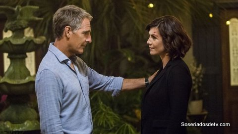 NCIS New Orleans: Sleeping with the Enemy (2x24)
