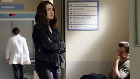 The Blacklist: Dr. Adrian Shaw (No. 98) (4x07)