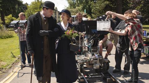 BOX especial de Downton Abbey traz tudo sobre os casamentos da série