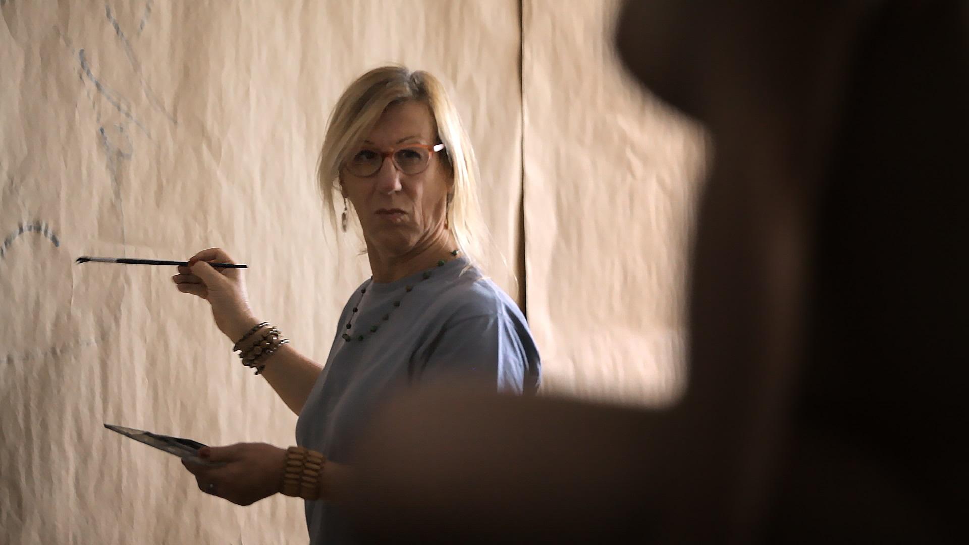 Laerte Coutinho chega à Netflix em Laerte-se, documentário nacional