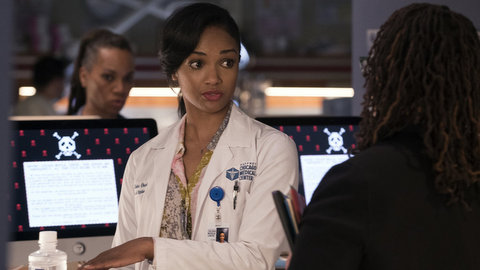 Chicago Med: Ctrl Alt (2x19)
