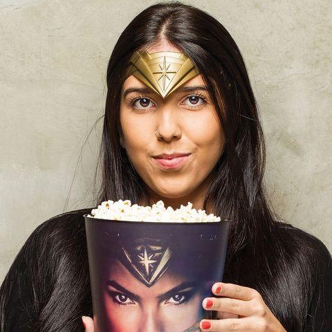 Cinemark e Score Group preparam balde especial para #MulherMaravilha