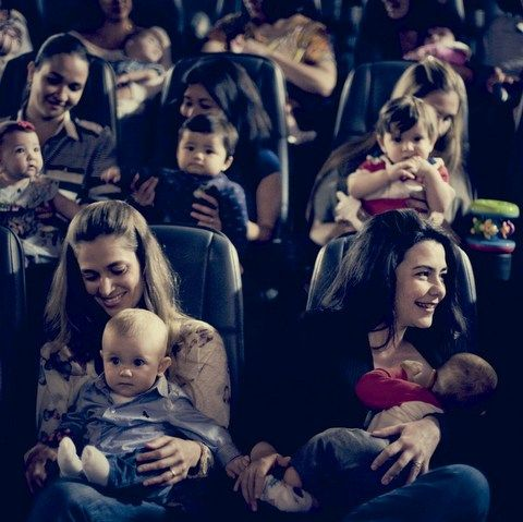 CineMaterna no Iguatemi São Paulo em 05 de Julho exibirá O Círculo