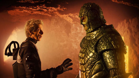 Doctor Who: Empress of Mars (10x09)