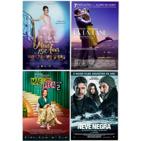 Paris Filmes promove sessões gratuitas de cinema em Ilhabela