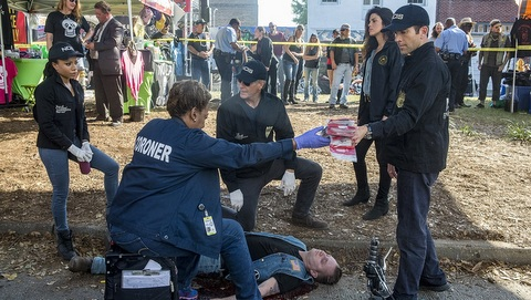 NCIS New Orleans: Outlaws  (3x07)