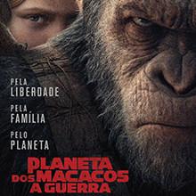 Planeta dos Macacos - A Guerra encerra trilogia se aproximando do filme original