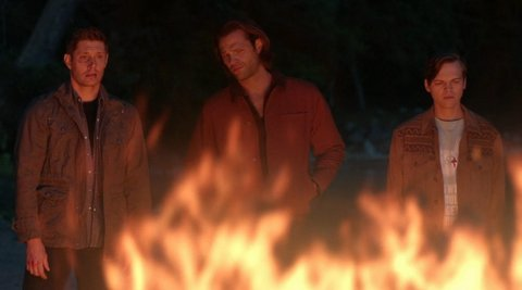 Supernatural: Lost and Found (13x01)