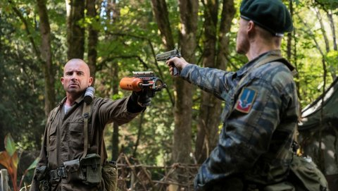 Legends Of Tomorrow: Welcome To The Jungle (3x07)