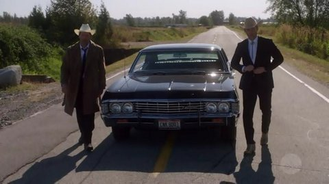 Supernatural: Tombstone (13x06)