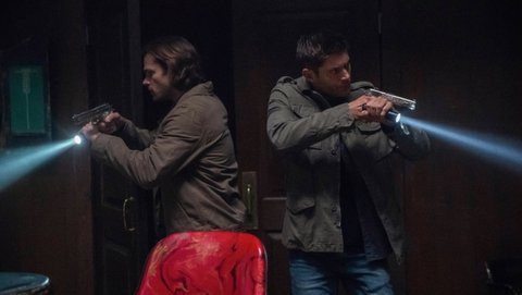 Supernatural: War of the Worlds (13x07)