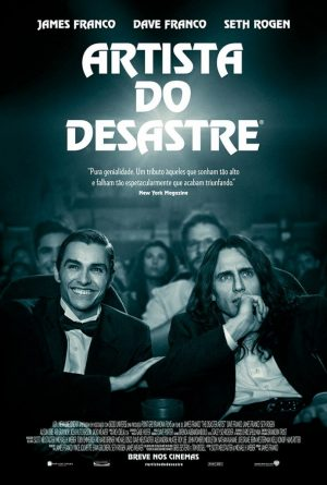 Cinema: Artista do Desastre
