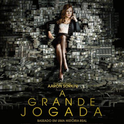 Jessica Chanstain é a Princesa do Poquer em A Grande Jogada