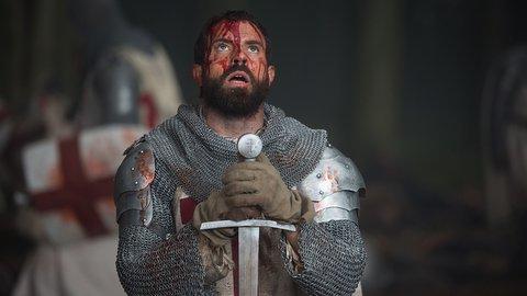 Knightfall traz os Templários de volta ao History Channel