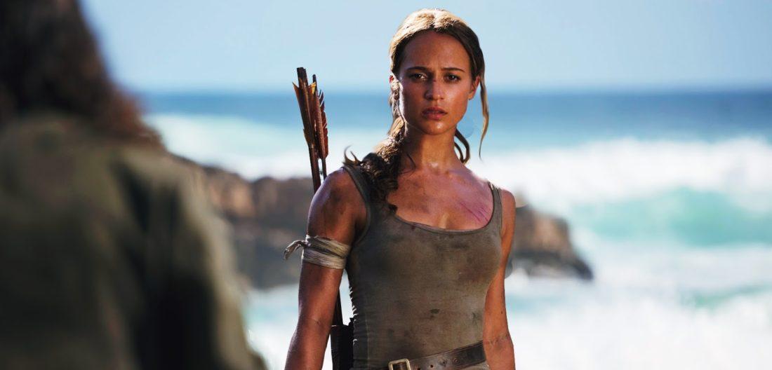 Cinema: Tomb Raider - A Origem