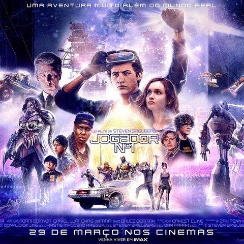 Cinema: O Jogador Nº1