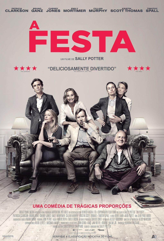 Cinema: A Festa