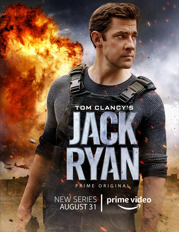 Tom Clancy's Jack Ryan estreia no Amazon Prime com ação especial para fãs
