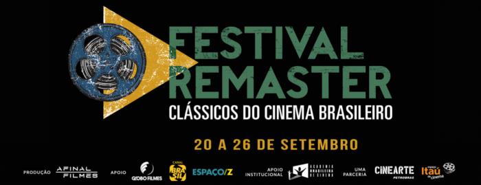 Cinema: Festival Remaster traz filmes clássicos brasileiros