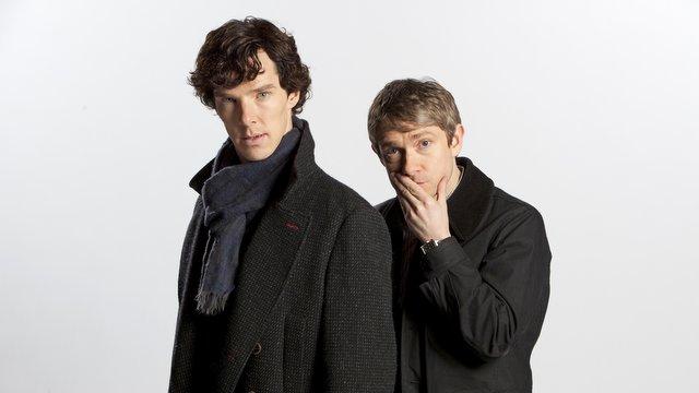 Paramount Channel anuncia a exibição de Sherlock