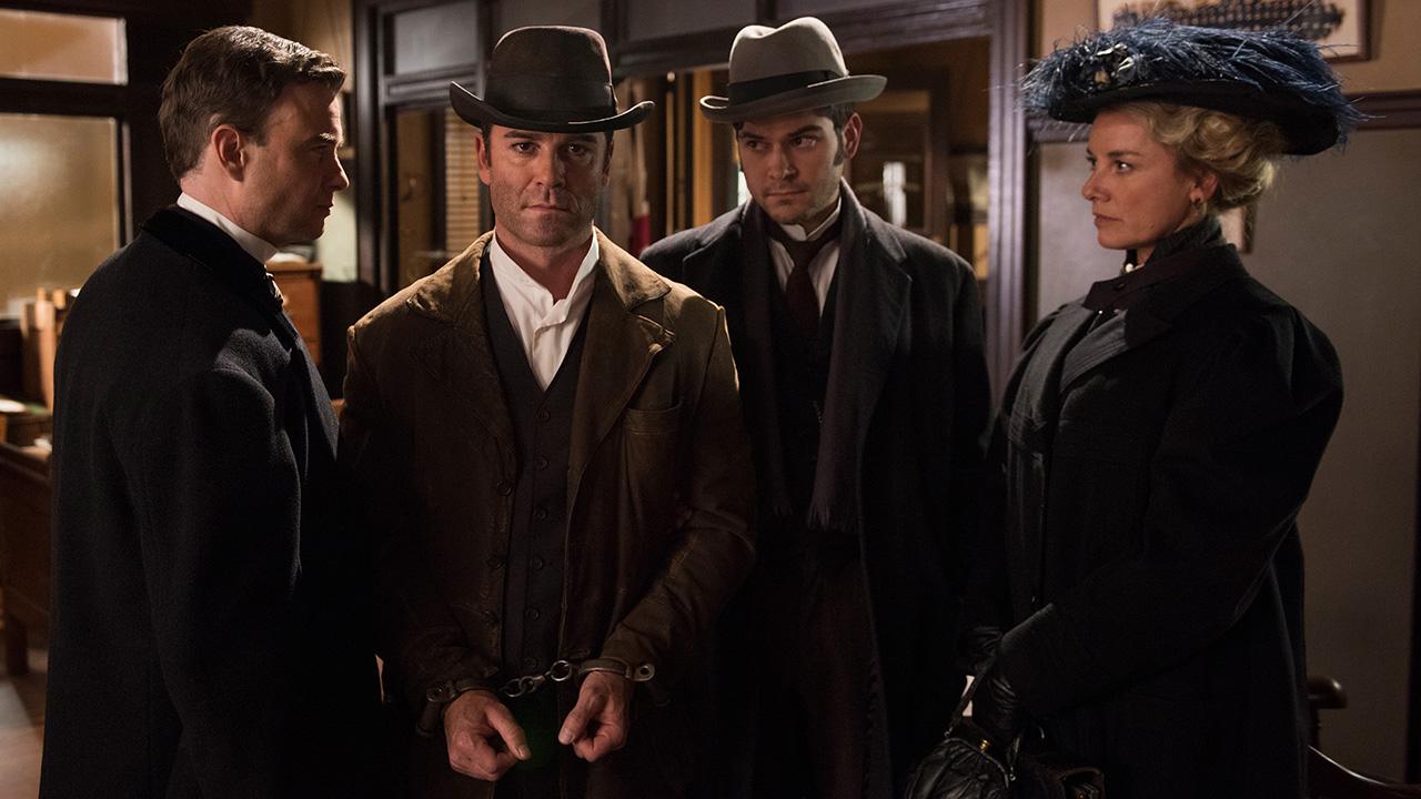 Mais Globosat Play disponibiliza com exclusividade nova temporada de Os Mistérios do Detetive Murdoch