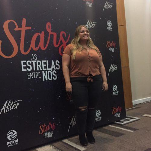 Coletiva | Anna Todd em tour pelo Brasil divulga seu novo filme e livro