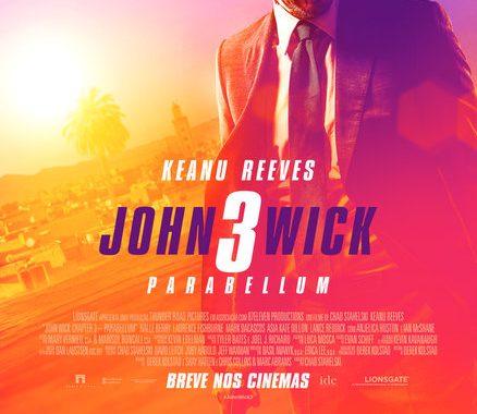 Cinema: John Wick 3 - Parabellum