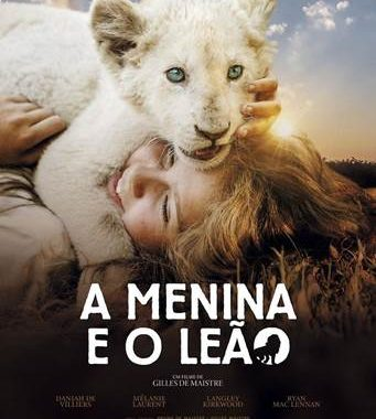 Cinema: A Menina e o Leão