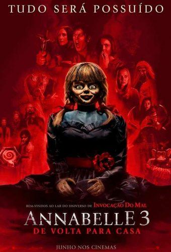 Cinema: Annabelle 3 - De volta para casa