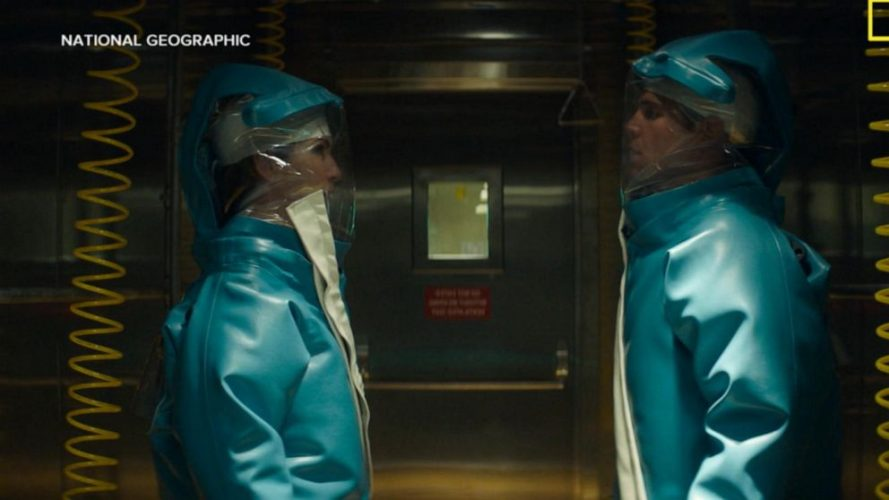 FOX Premium: The Hot Zone: A História da Ebola
