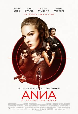 Cinema: Anna - O Perigo Tem Nome