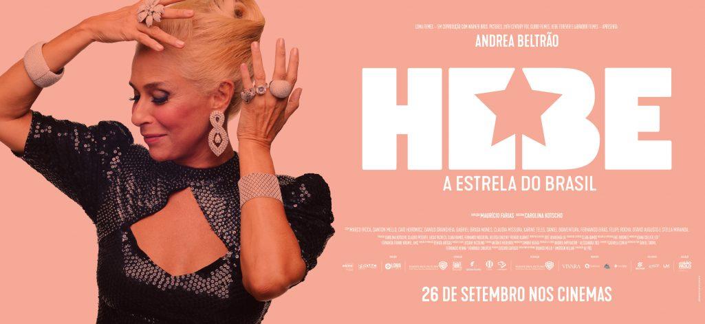 Cinema: Hebe - A estrela do Brasil