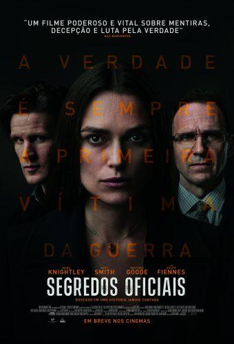 Cinema: Segredos Oficiais