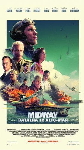 Cinema: Midway - Batalha Em Alto Mar