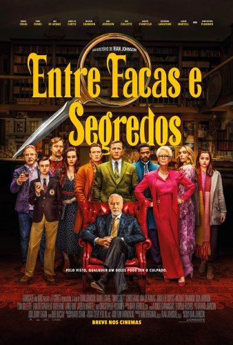 Cinema: Entre Facas e Segredos